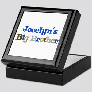 Jocelyn's Big Brother Keepsake Box