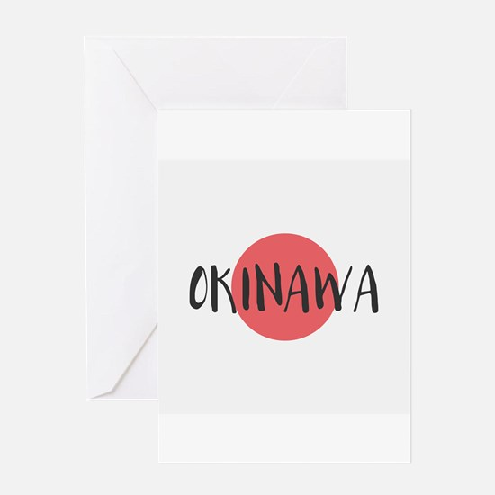 Okinawa Greeting Cards