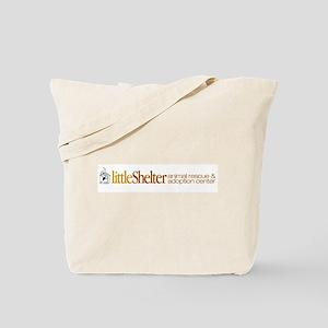 Little Shelter Logo Tote Bag