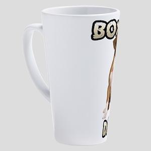 Boxer Dad 17 oz Latte Mug