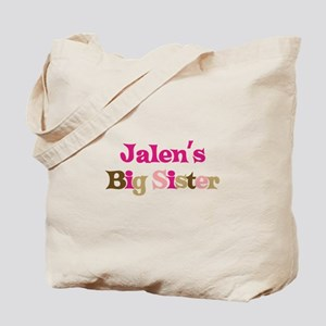 Jalen's Big Sister Tote Bag