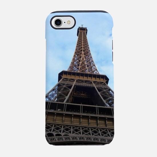 Funny Arc de triomphe iPhone 8/7 Tough Case