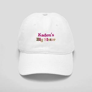 Kaden's Big Sister Cap