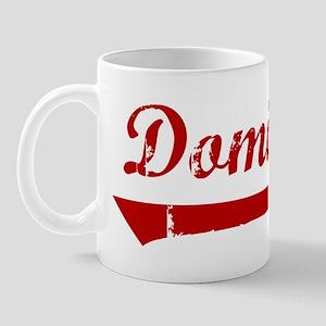 Dominick (red vintage) Mug
