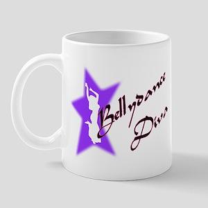 Bellydance Diva Mug