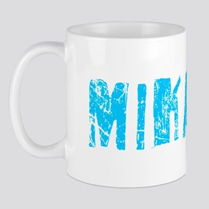 Mikayla Faded (Blue) Mug