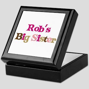 Rob's Big Sister Keepsake Box