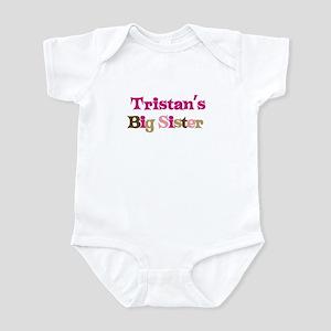 Tristan's Big Sister Infant Bodysuit