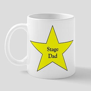 Proud Stage Dad Mug
