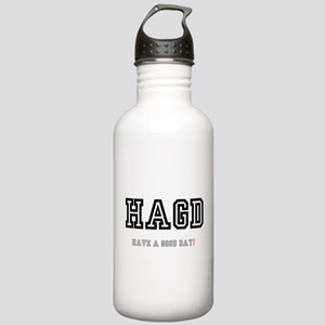 HAGD - HAVE A GOOD DAY Stainless Water Bottle 1.0L
