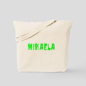 Mikaela Faded (Green) Tote Bag