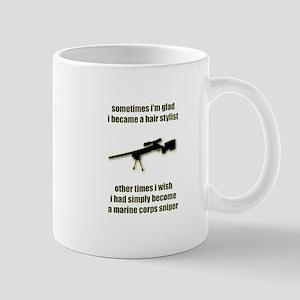 Hairstylist Sniper Mug