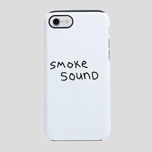 smoke sound iPhone 8/7 Tough Case