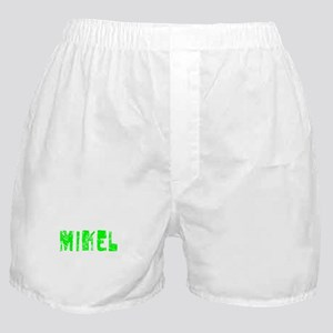 Mikel Faded (Green) Boxer Shorts
