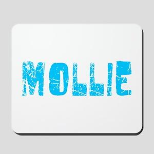 Mollie Faded (Blue) Mousepad