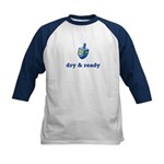 dry & ready Kids Baseball Jersey