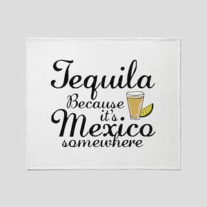 Tequila Stadium Blanket