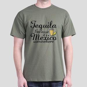 Tequila Dark T-Shirt