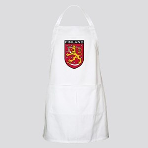 Finland Coat of Arms BBQ Apron