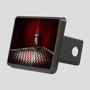 The Waiting Room Rectangular Hitch Cover