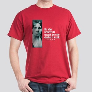 "Alcott ""Believes"" Dark T-Shirt"