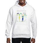 Cancer Close Encounters Hooded Sweatshirt