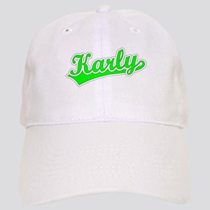 Retro Karly (Green) Cap