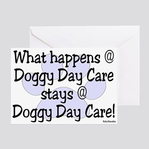 What happens @ DDC Greeting Card