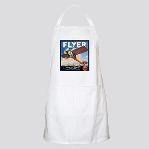 The Orange Ad Plane BBQ Apron