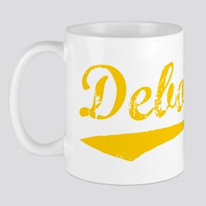 Vintage Deborah (Orange) Mug