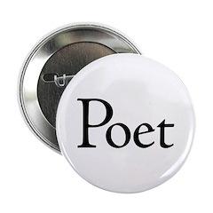 "Poet 2.25"" Button"