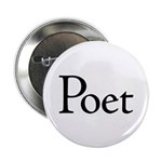 "Poet 2.25"" Button (100 pack)"
