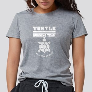 Turtle running team slow as shell T-shirt T-Shirt