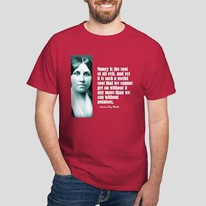 "Alcott ""Money"" Dark T-Shirt"