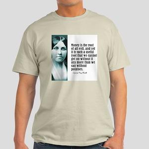 """Alcott """"Money"""" Light T-Shirt"""