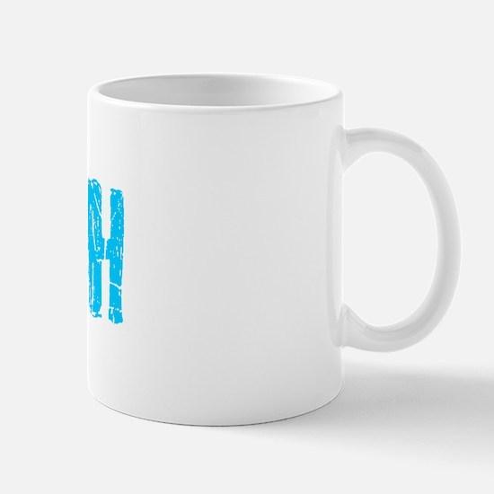 Myah Faded (Blue) Mug