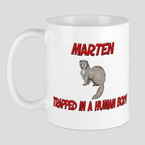 Marten trapped in a human body Mug
