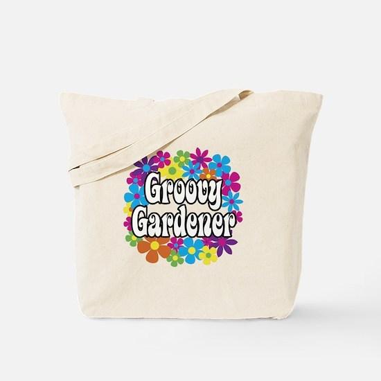 Groovy Gardener Tote Bag