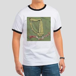 Gold Harp Erin Go Bragh T-Shirt