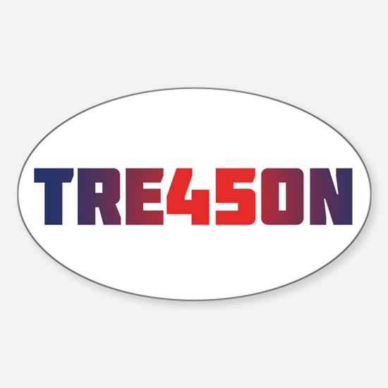 TRE45ON Decal