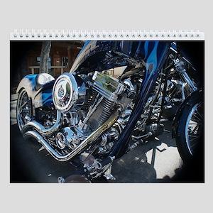 #1 Motorcyle Wall Calendar