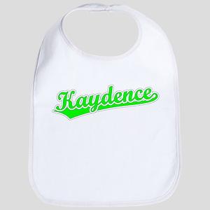 Retro Kaydence (Green) Bib