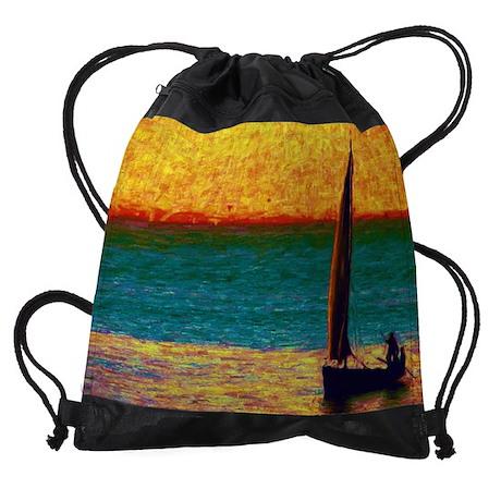 ! Drawstring Bag