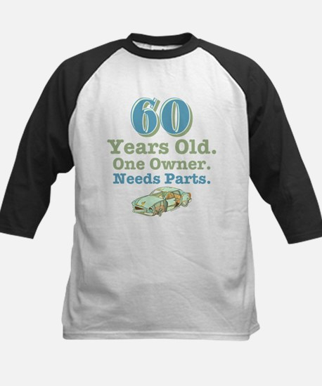 Needs Parts 60 Kids Baseball Jersey