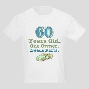 Needs Parts 60 Kids Light T Shirt
