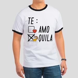 Te AmoTe Quila Ringer T