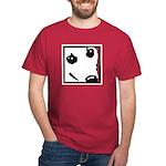 Corgi Face Colored T-Shirt