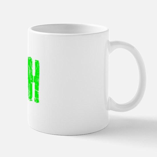 Myah Faded (Green) Mug
