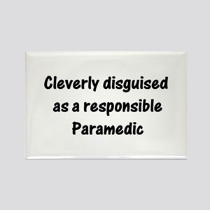 Paramedic Rectangle Magnet (10 pack)