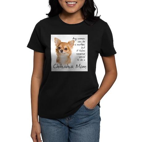 Chihuahua Mamma Plus Size Manica Lunga T fREVm2